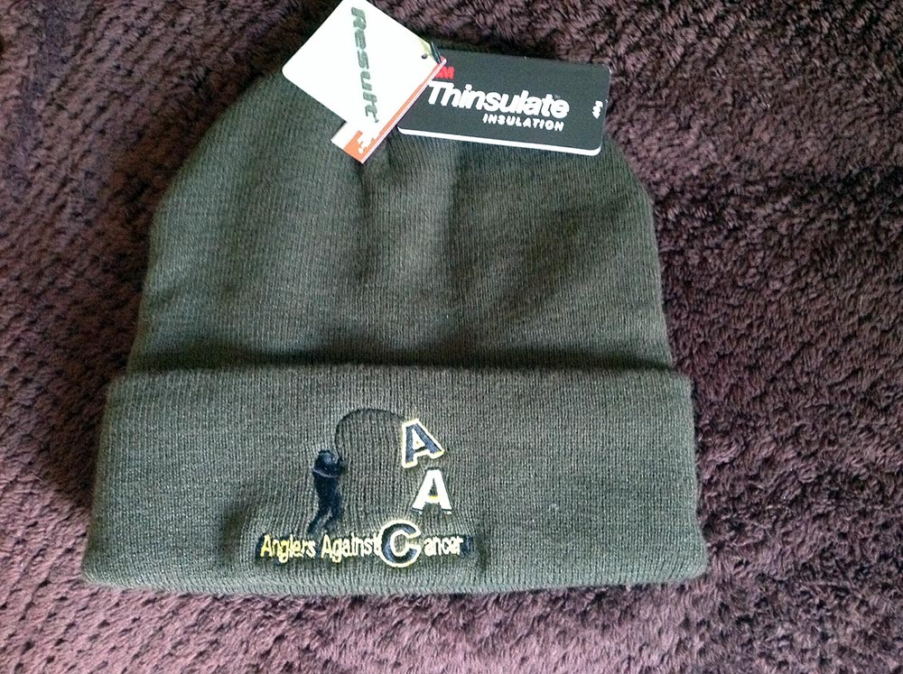 A.A.C. Thinsulate Lined Woollen Hat
