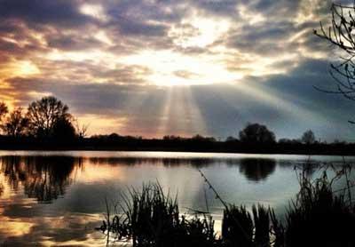 Rushes Lake