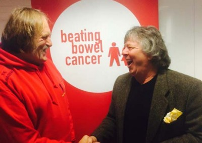 AAC and Beating Bowel Cancer