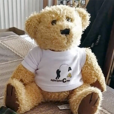 Fund raising teddy, AAC