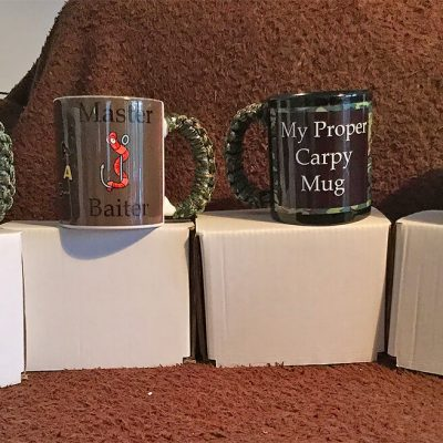 Limited Edition Angling Mugs