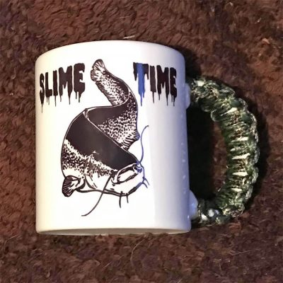 Slime Time Catfish Mug